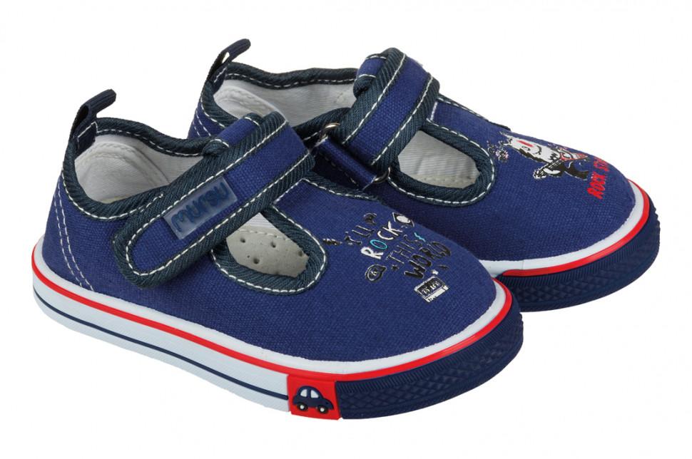 215302 Текстильная обувь (22-27)