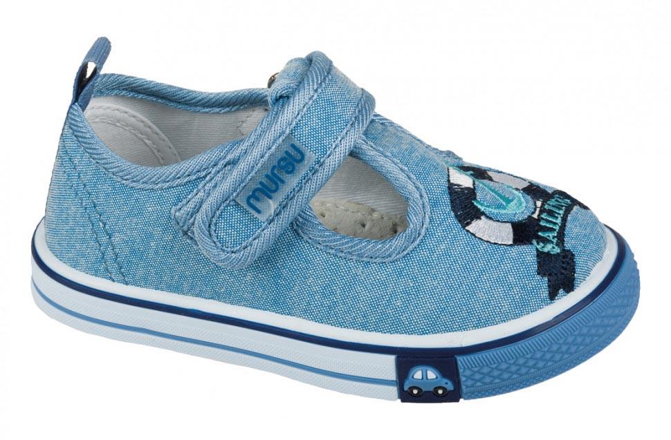 215301 Текстильная обувь (22-27)