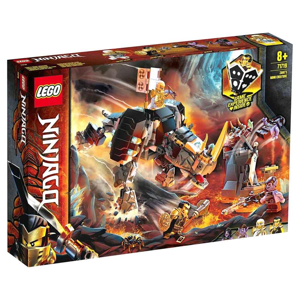 """71719 LEGO Ninjago """"Бронированный носорог Зейна"""""""