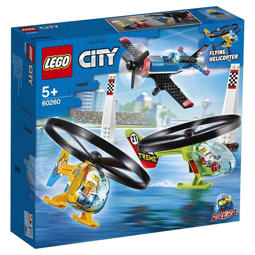 """60260 CITY """"Воздушная гонка"""""""