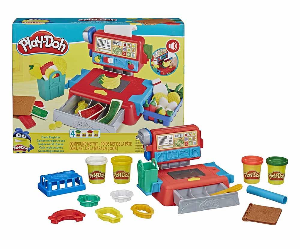 Игровой набор Play-Doh Касса E68905L0