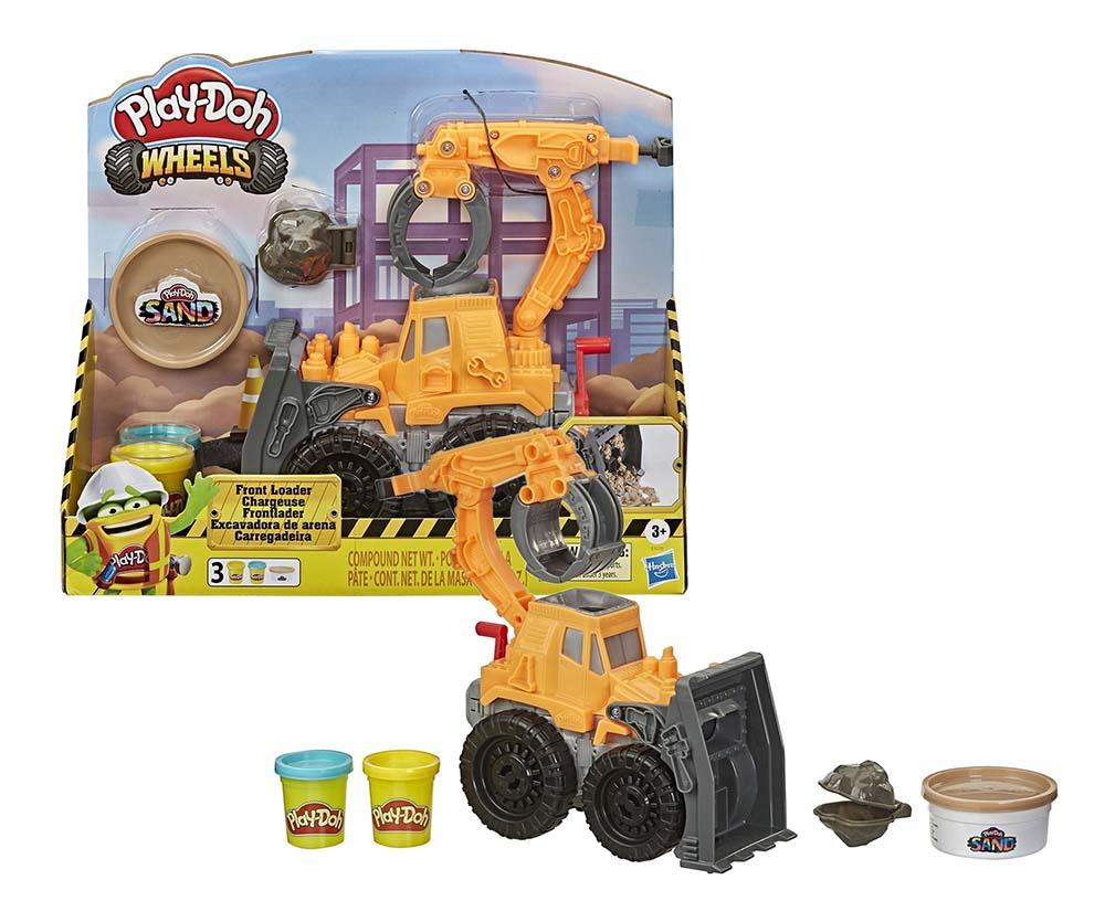 Набор игровой Play-Doh WHEELS Погрузчик E92265L0