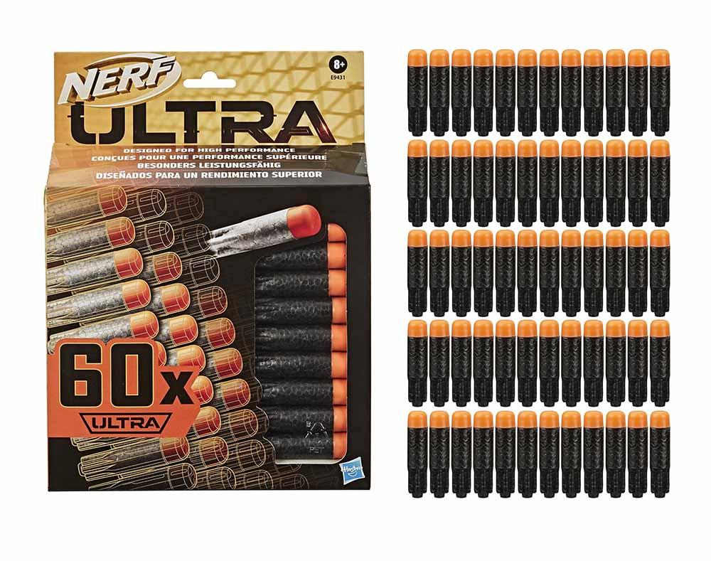 Игрушка стрелы НЁРФ Ультра 60 штук E9431EU4