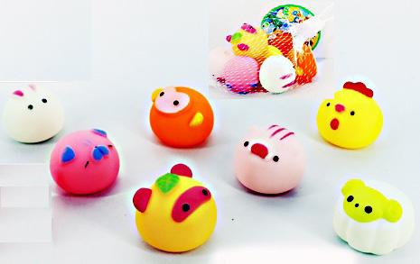 Набор 826-82 игрушек для ванной в сетке 18*18*5