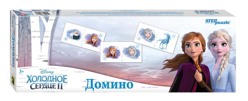 """80126 Домино """"Холодное сердце"""" (Disney)"""
