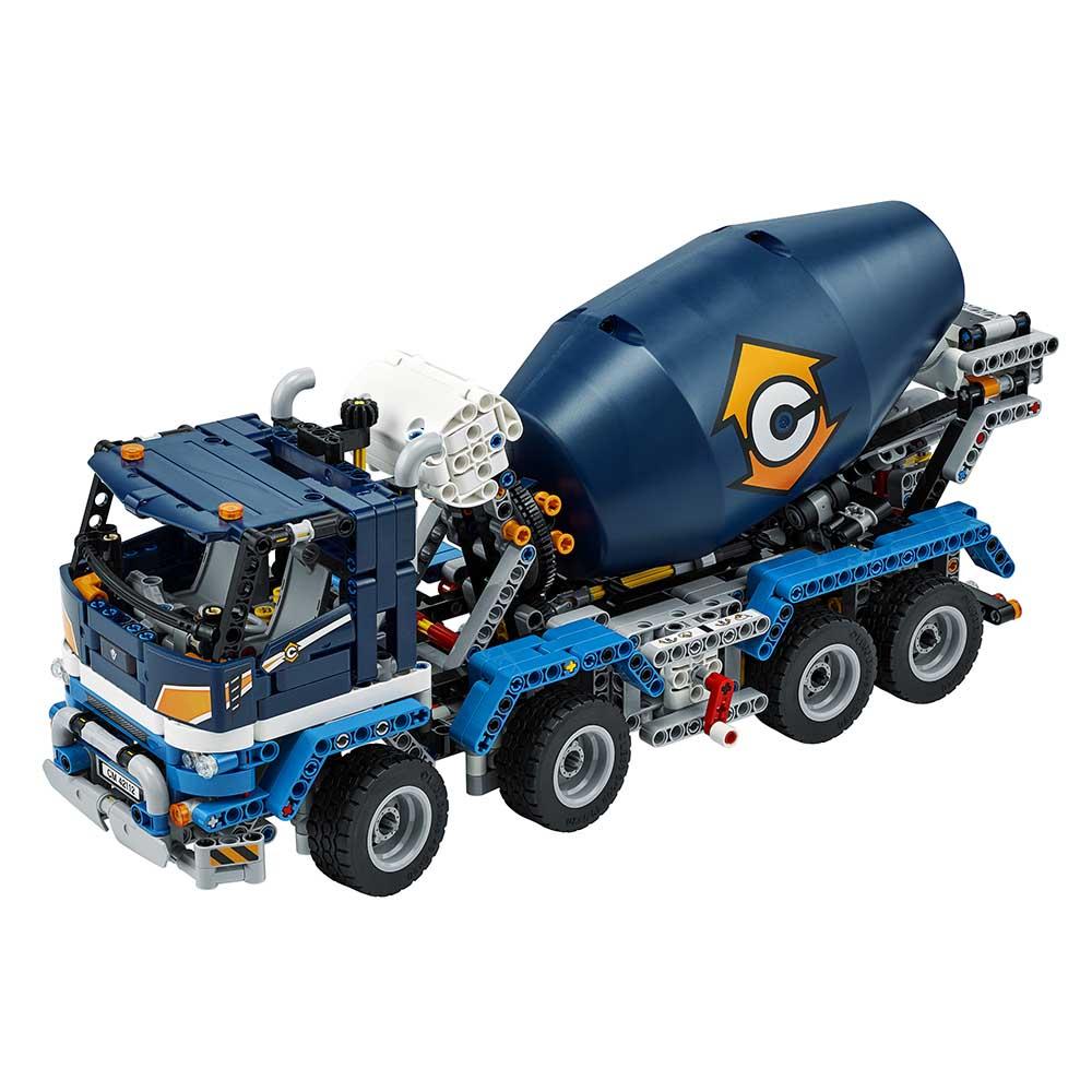 """Конструктор LEGO TECHNIC """"Бетономешалка"""" 42112"""