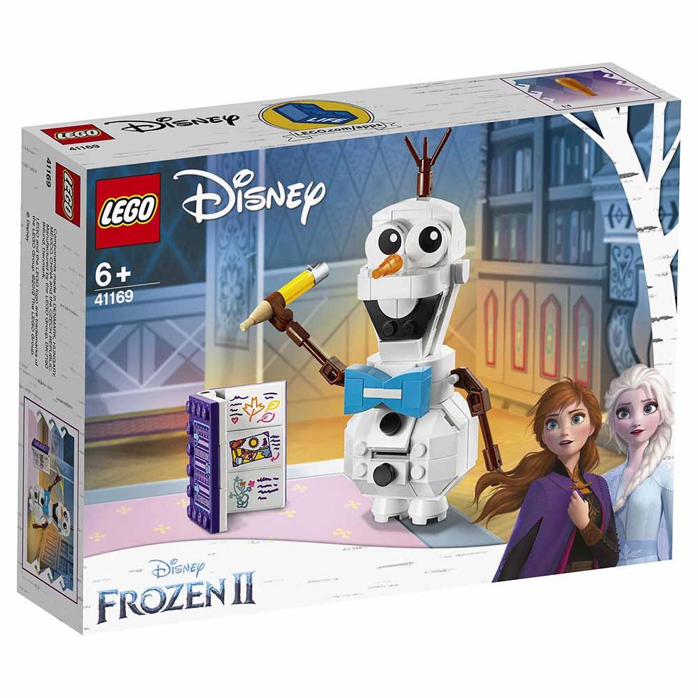 """Конструктор LEGO Princess """"Олаф"""" 41169"""