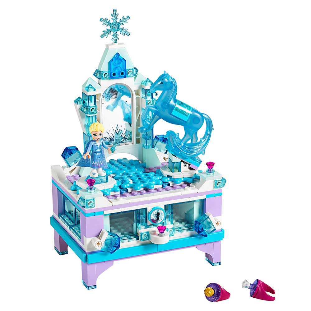 "Конструктор LEGO Princess ""Шкатулка Эльзы"" 41168"