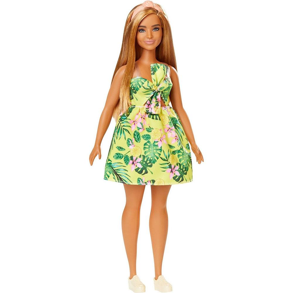 Barbie® Кукла из серии «Игра с модой» FXL59