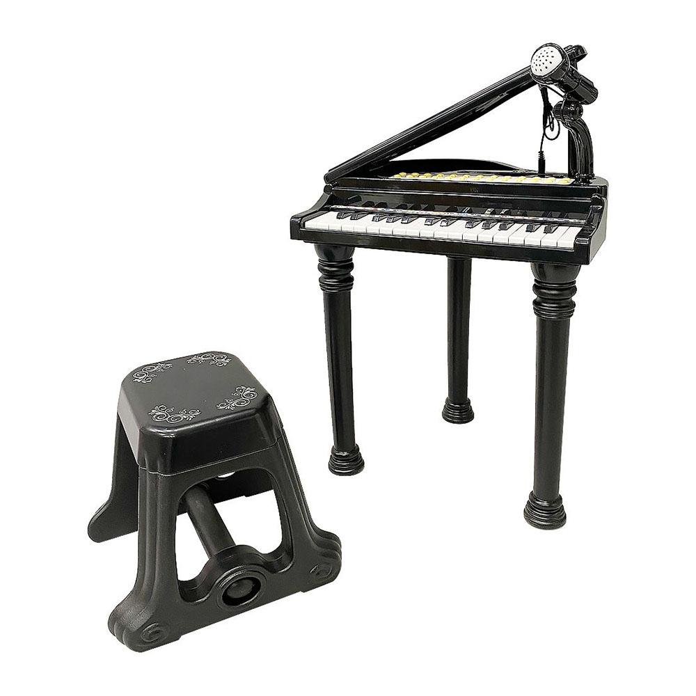 Музыкальный детский центр-пианино Everflo Maestro HS0330684 black (10702070/140920/0219203, Китай)