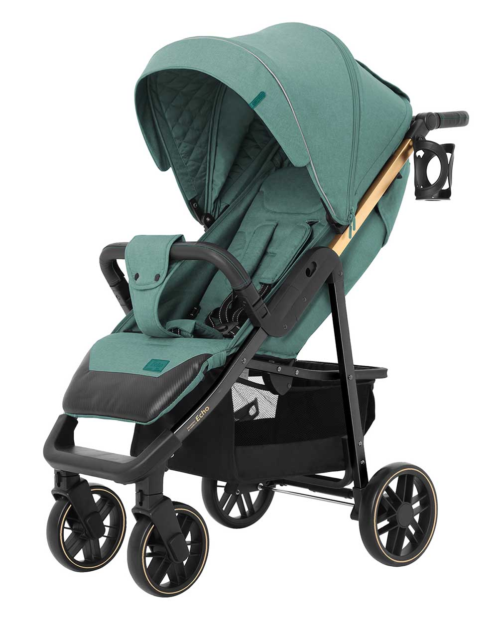 Детская коляска CARRELLO  Echo CRL-8508/2 Emerald Green