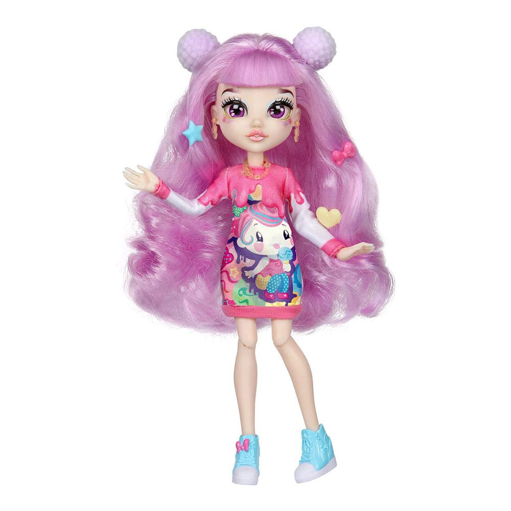 38189 ФейлФикс Игровой набор кукла 2в1 Кавай Кьюти с акс. TM FAILFIX