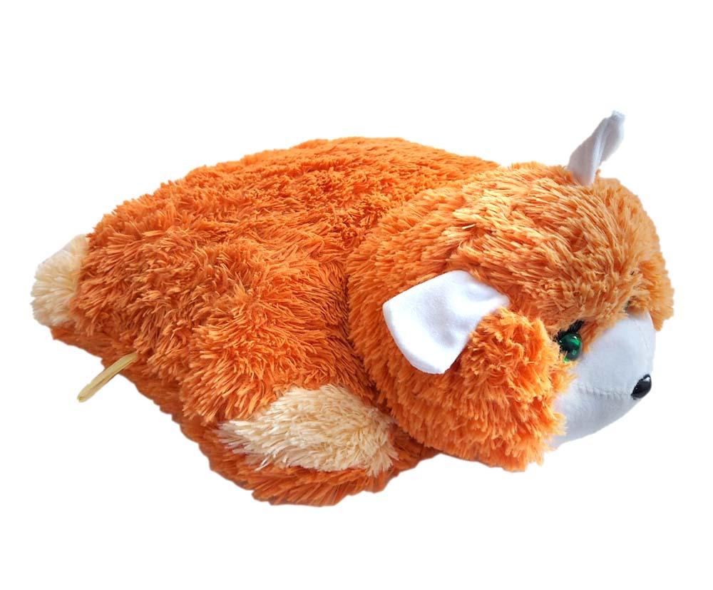 Кошка-подушка мягкая