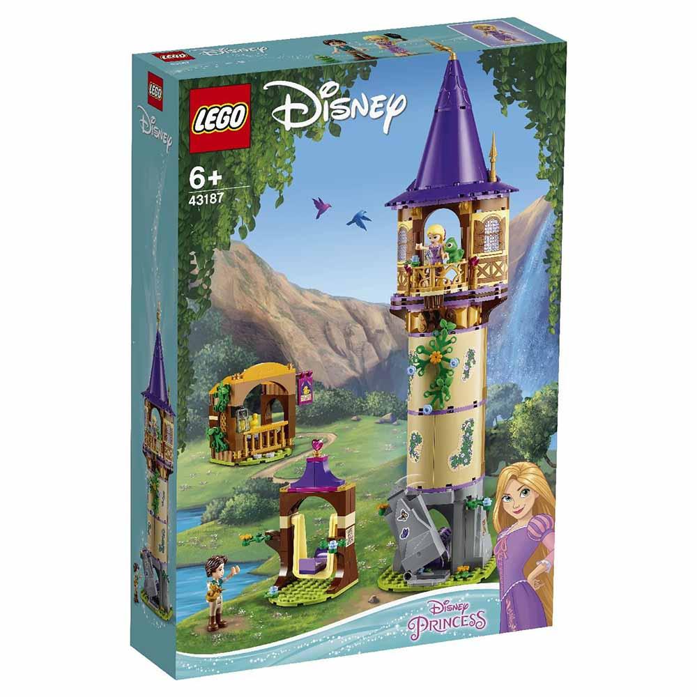 """Конструктор LEGO Princess """"Башня Рапунцель"""" 43187"""