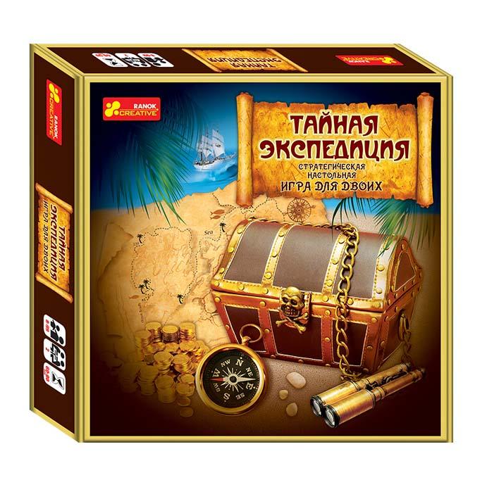 12120087Р - Настольная игра - Тайная экспедиция