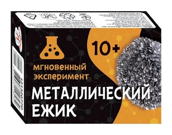 12132077Р Научная игра - Металлический ёжик