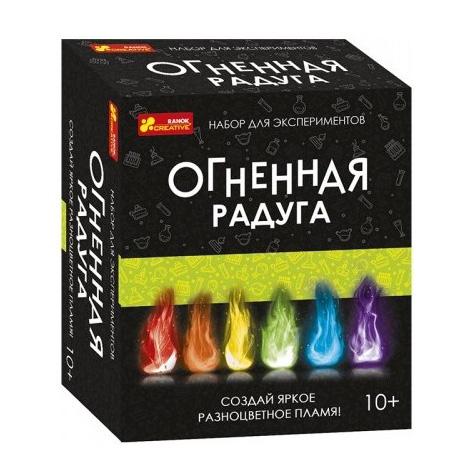 12132083Р Набор для экспериментов - Огненная радуга