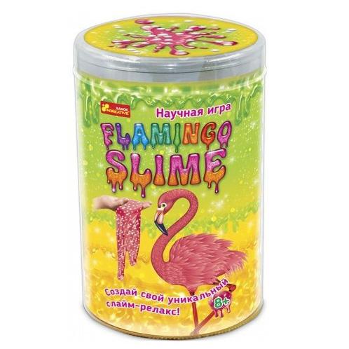 12132030Р Научная игра - Flamingo SLIME