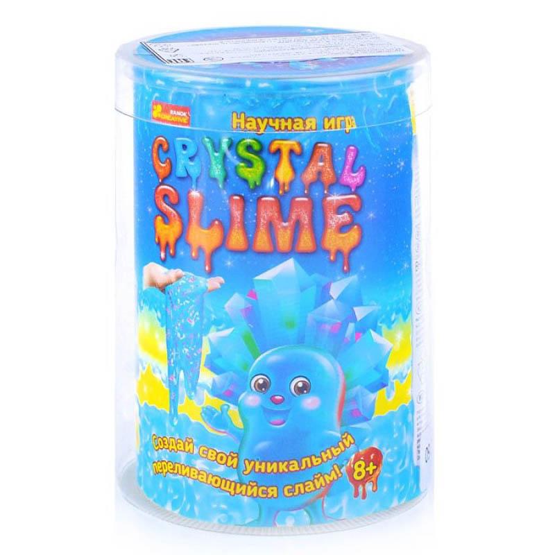 12132032Р Научная игра - Crystal SLIME