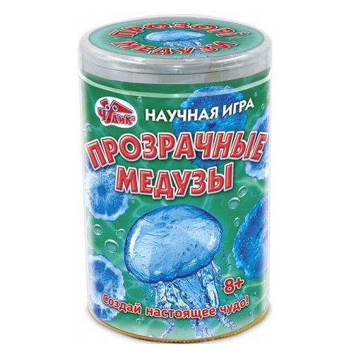 12123028Р Научная игра - Прозрачные медузы