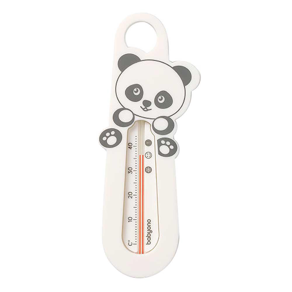 777/05 BabyOno Термометр для купания - Панда (белый).