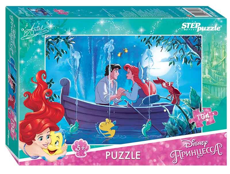 """82161 Мозаика """"puzzle"""" 104 """"Русалочка - 2"""" (Disney)"""