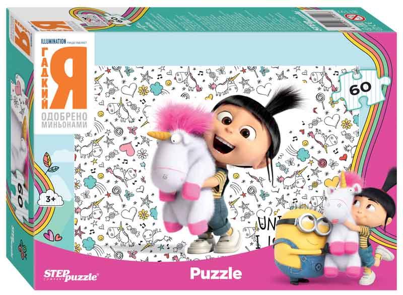 "81197 Мозаика ""puzzle"" 60 ""Гадкий Я"" (Universal)"