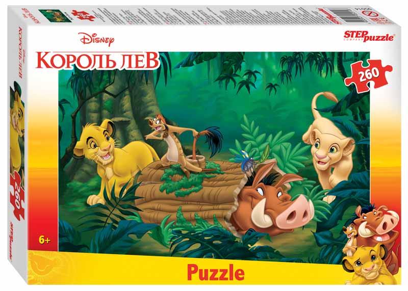 """95014 Мозаика """"puzzle"""" 260 """"Король Лев (new)"""" (Disney)"""