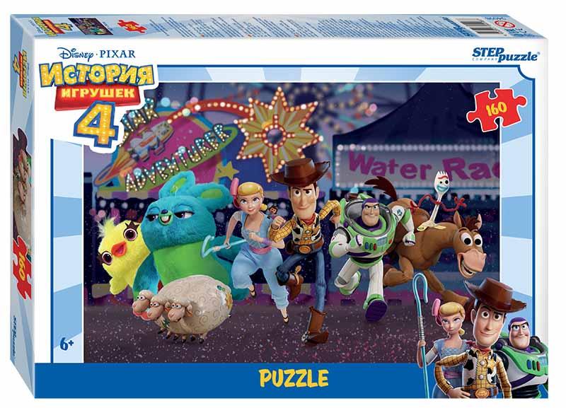 """94098 Мозаика """"puzzle"""" 160 """"История игрушек - 4"""" (Disney/Pixar)"""