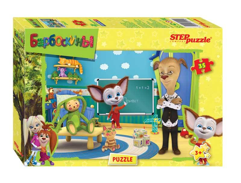 """91119 Мозаика """"puzzle"""" 35 """"Барбоскины"""" (Мельница)"""