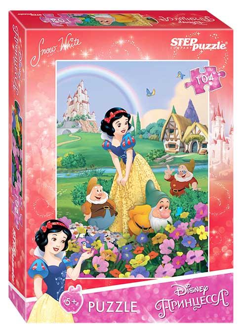 """82163 Мозаика """"puzzle"""" 104 """"Белоснежка - 2"""" (Disney)"""