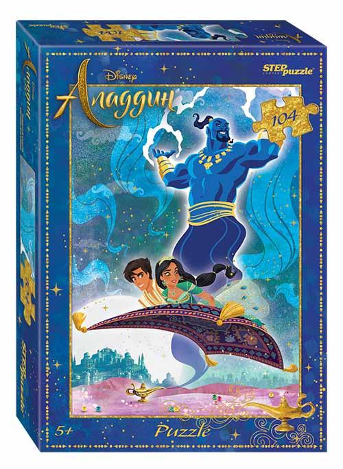 """82183 Мозаика """"puzzle"""" 104 """"Аладдин"""" (Disney)"""