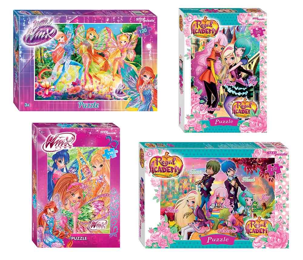 """75146 Мозаика """"puzzle"""" 120 """"Rainbow"""""""