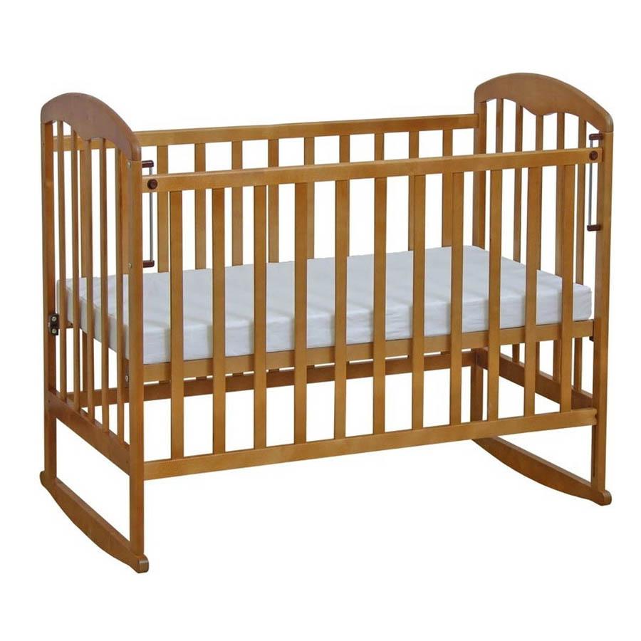 Кровать детская Фея 323 медовый 3018-01