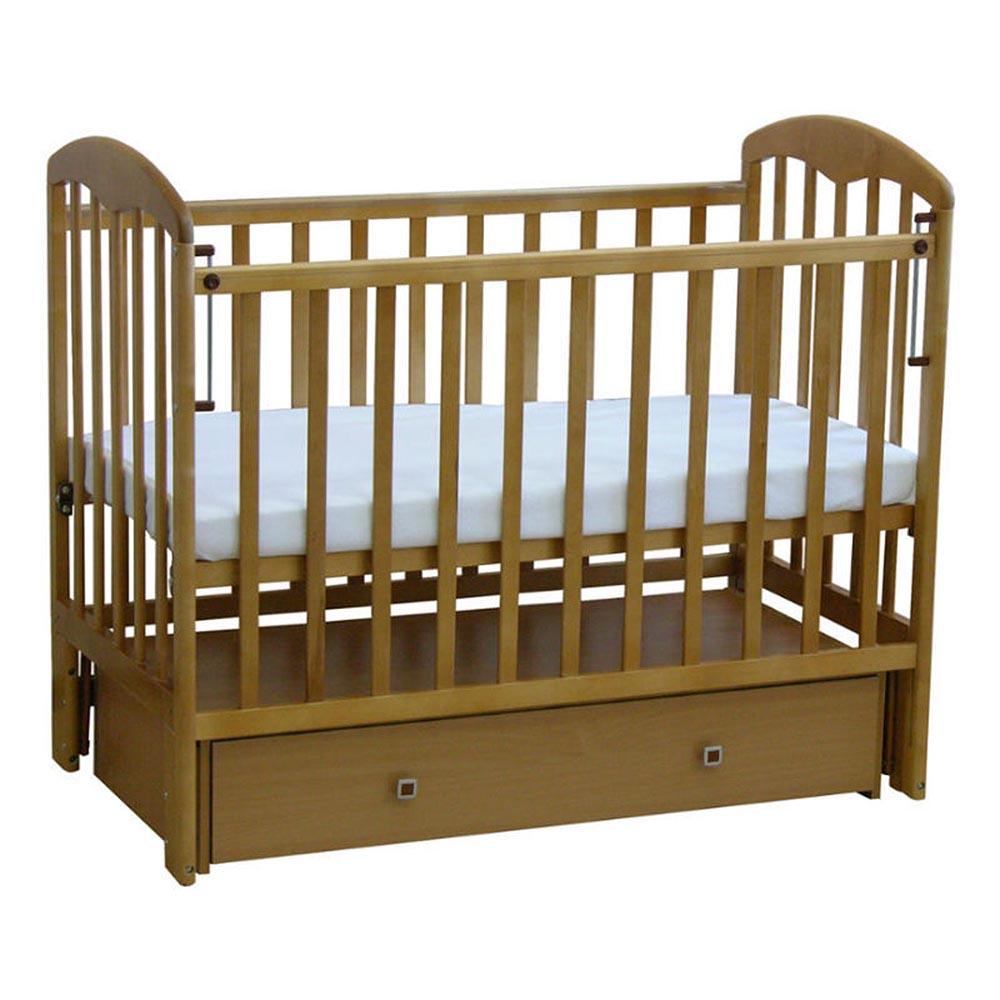 Кровать детская Фея 328 медовый 3020-01