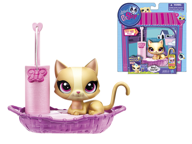 Зверюшка 5127E24A LITTLEST PET SHOP HASBRO