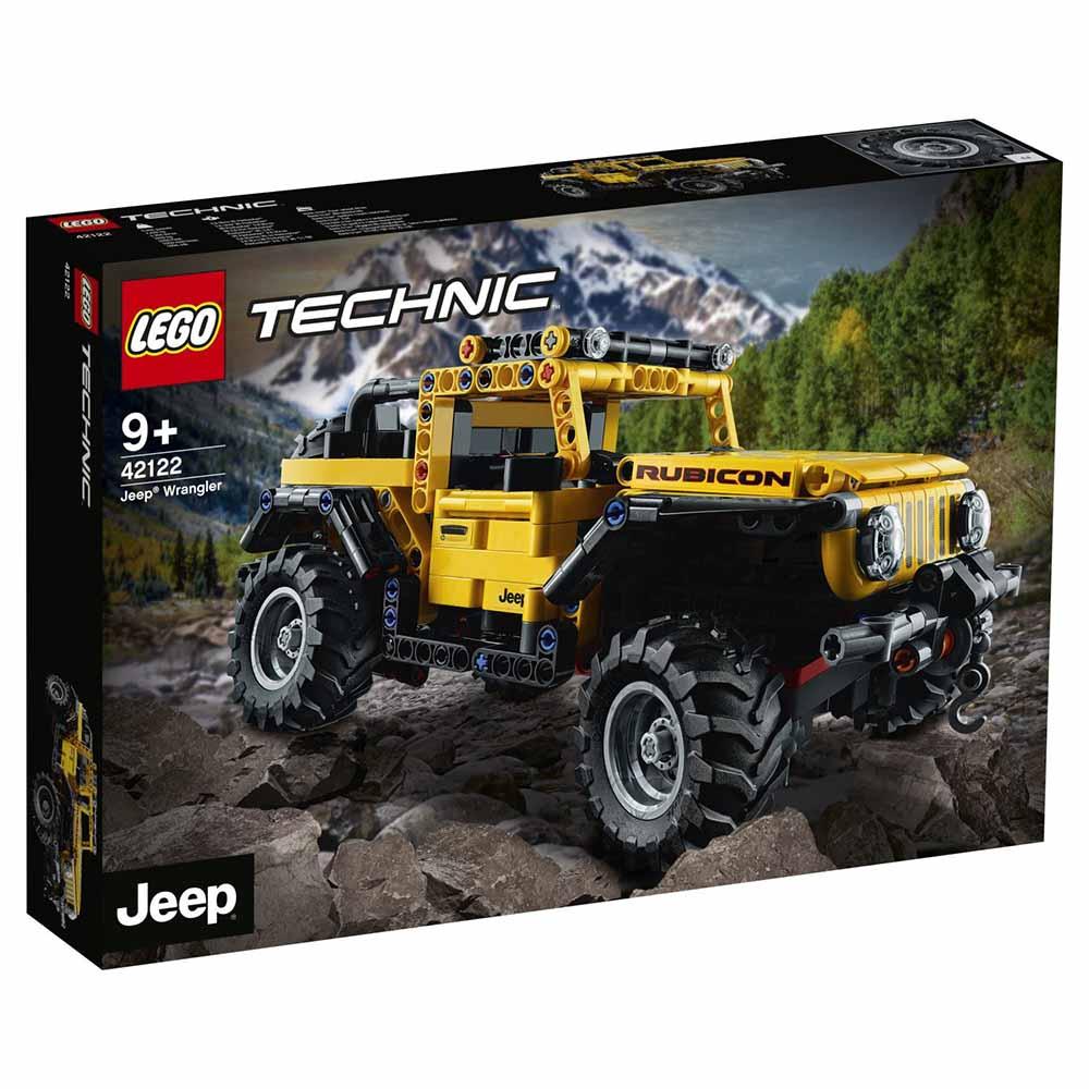 """42122 TECHNIC """"Jeep Wrangler"""""""