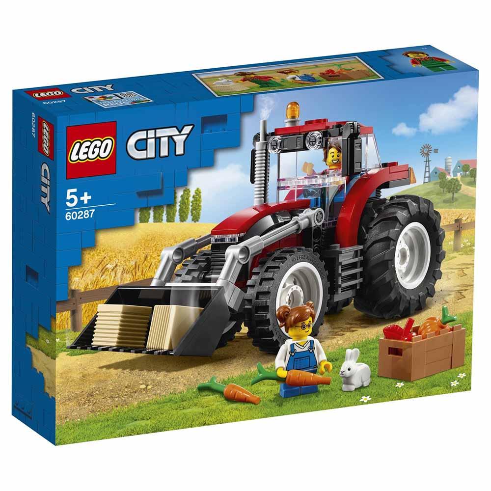 """60287 CITY """"Трактор"""""""