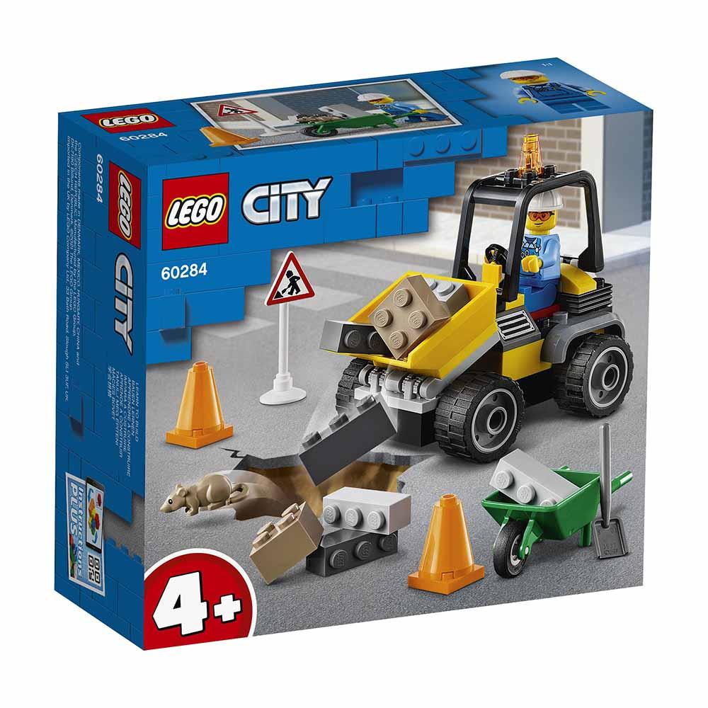 """60284 CITY """"Автомобиль для дорожных работ"""""""