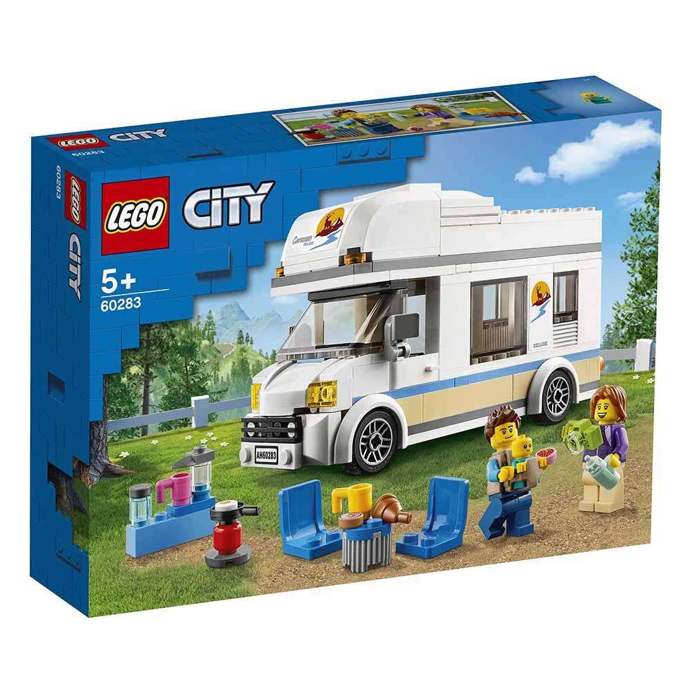 """60283 CITY """"Отпуск в доме на колесах"""""""