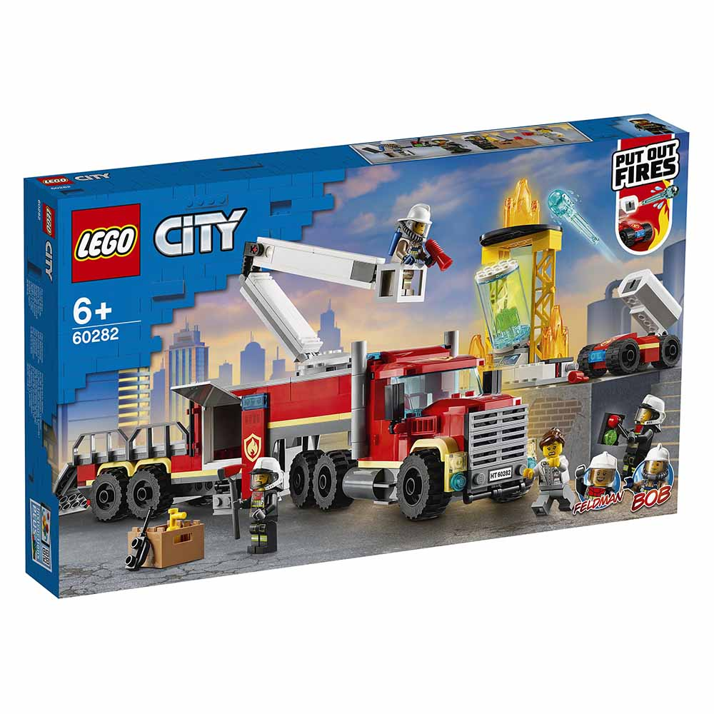 "60282 CITY ""Команда пожарных"""