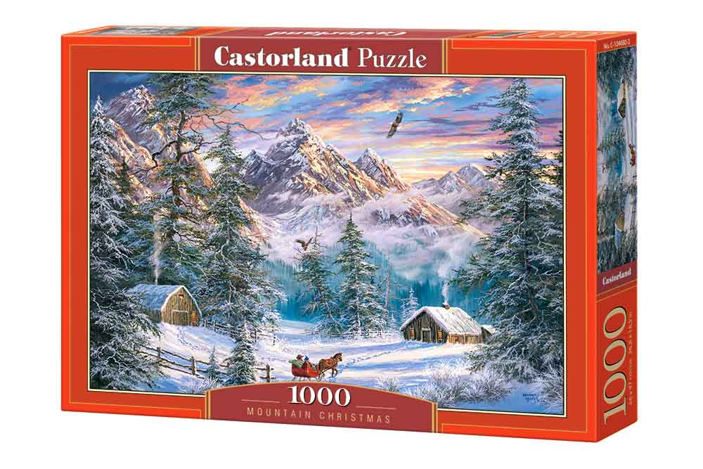 Пазл Касторленд 1000 104680