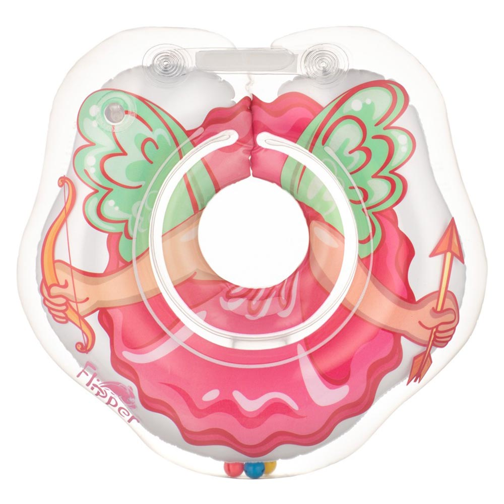 FL011 Flipper - круг на шею д/купания Ангел