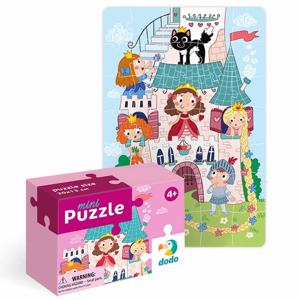 300280 Пазл-мини Маленькие принцессы