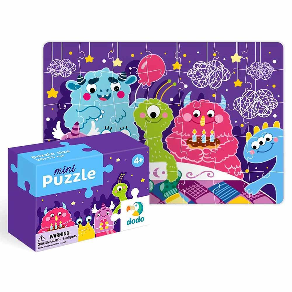 300283 Пазл-мини День рождения