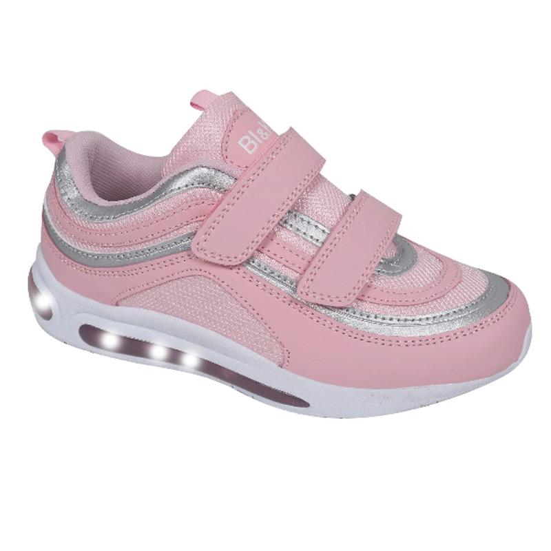 00811-C Полуботинки 27-32 Розовый