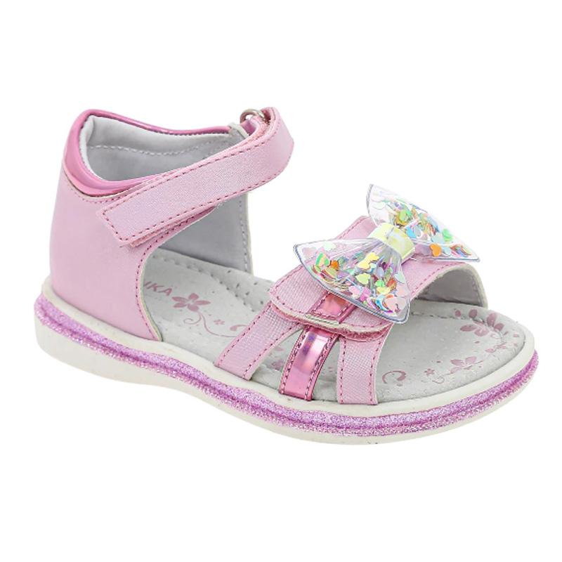 IXE_19-006_pink туфли летние 21-26