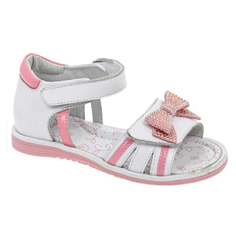 HUJ_567-12_white-pink туфли летние 26-31