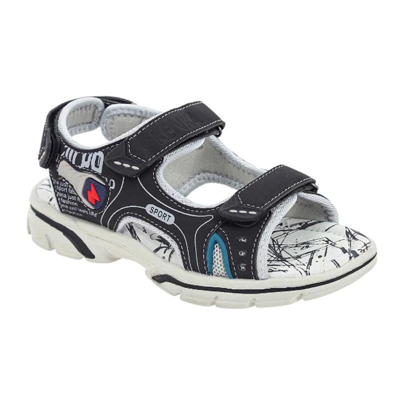 HUJ_36580_black туфли летние 31-36