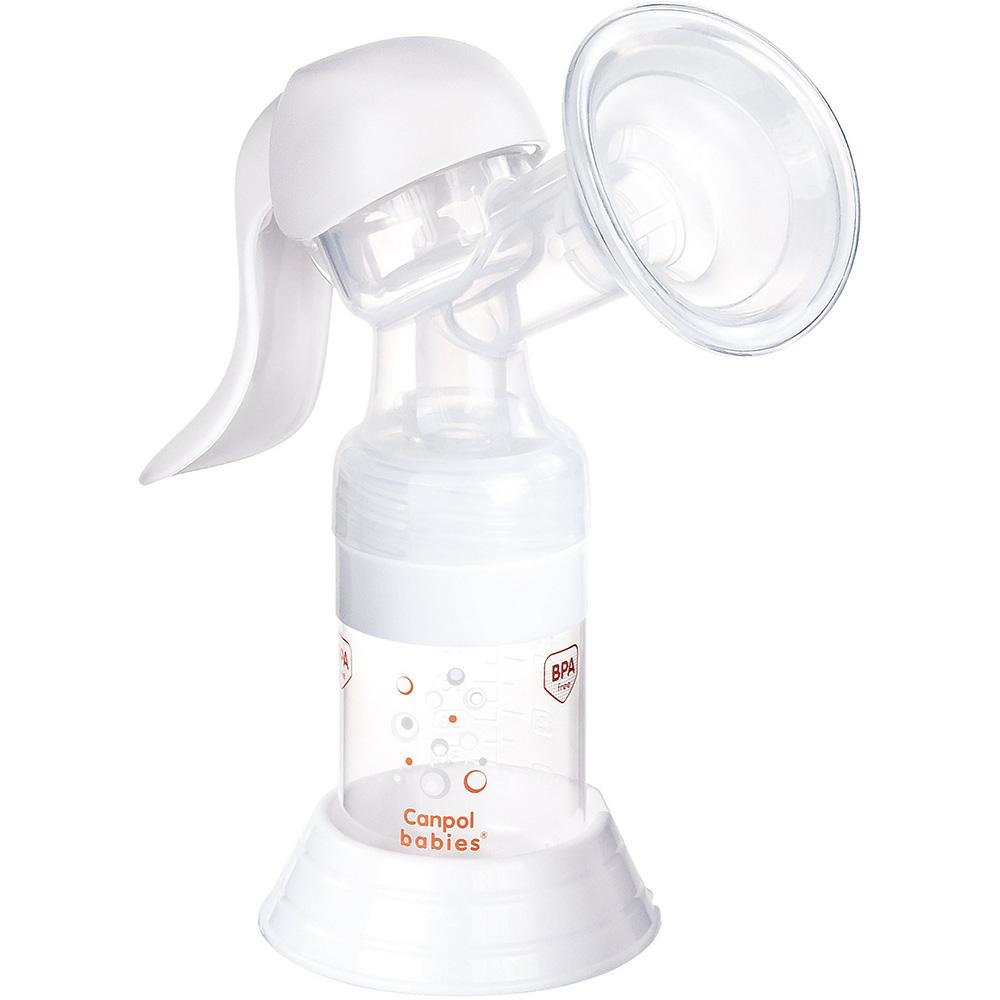 250989080/12/205 Молокоотсос ручной с принадлежностями Basic